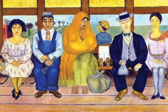 pinturas de frida kahlo 1