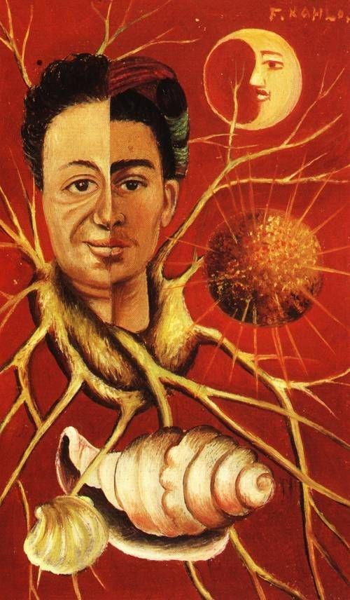 pinturas de frida kahlo 2