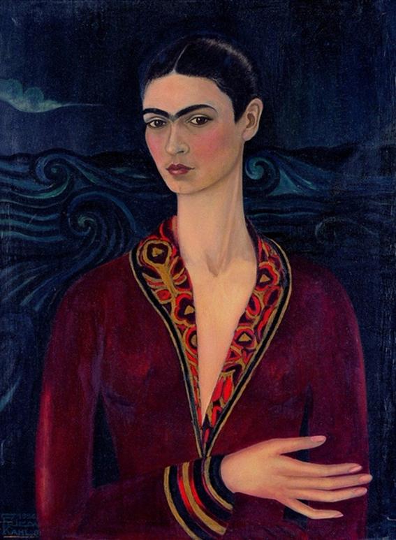 pinturas de frida kahlo 3