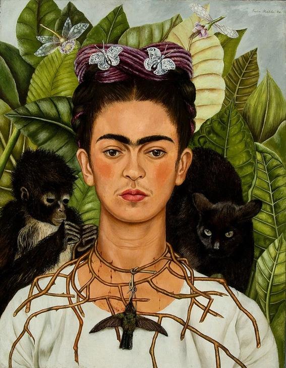 pinturas de frida kahlo 4