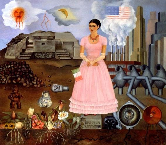pinturas de frida kahlo 7