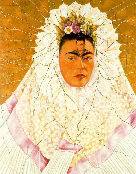 pinturas de frida kahlo 8
