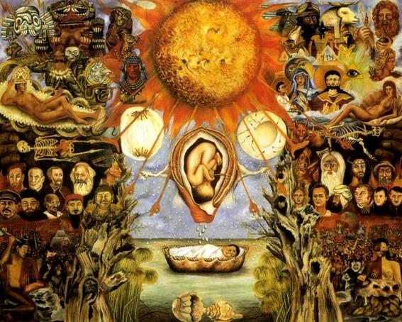 pinturas de frida kahlo 10