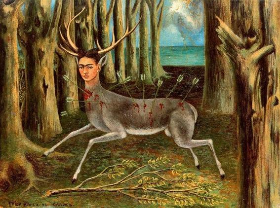 pinturas de frida kahlo 11