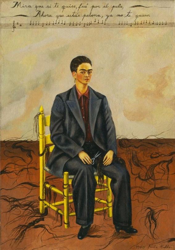 pinturas de frida kahlo 15