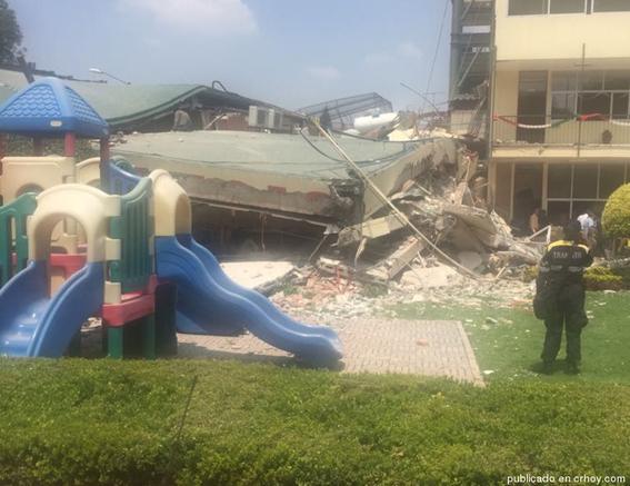 ninos afectados por el sismo 1