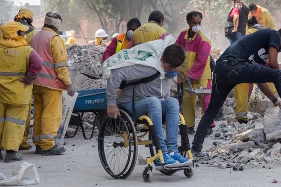 heroes del sismo del 19 de septiembre mexico 7