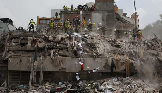 mexico city earthquake september 19th 2017 survivor experience 1