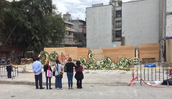 mexico city earthquake september 19th 2017 survivor experience 2