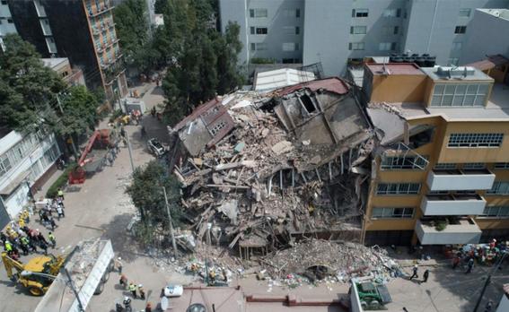 mexico city earthquake september 19th 2017 survivor experience 3