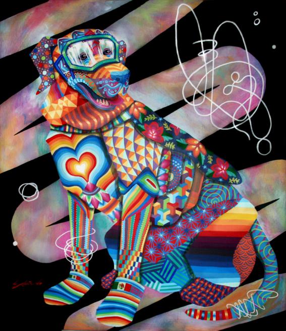 obras de arte terremotos mexico 2