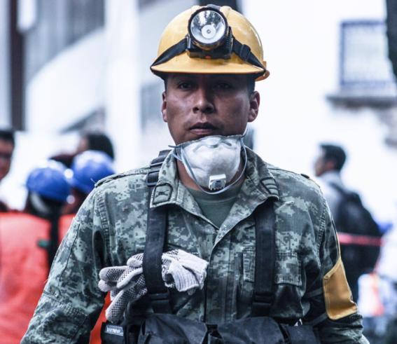 heroes del sismo del 19 de septiembre mexico 1
