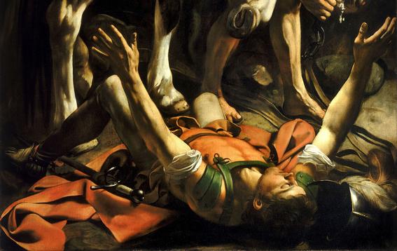 causas de la muerte de caravaggio 3