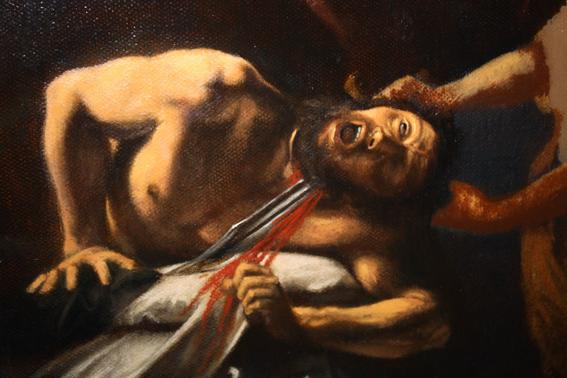 causas de la muerte de caravaggio 5