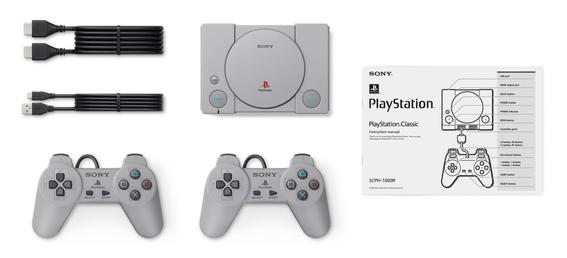 sony anuncia lanzamiento de reedicion playstation classic 2
