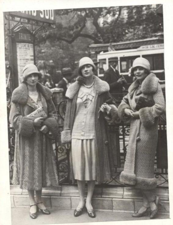 photos of paris in the 20s 14