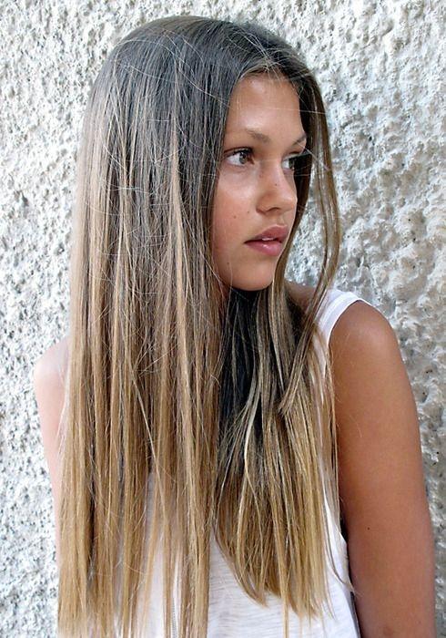 estilos de cabello si te da flojera peinarte 3