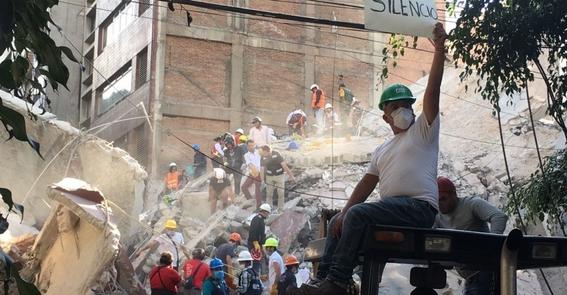 wesley becxe fotoperiodista que vivio terremotos cdmx 2