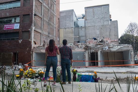 wesley becxe fotoperiodista que vivio terremotos cdmx 4