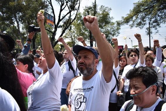 multifamiliar tlalpan recuerdan a las victimas del sismo 2