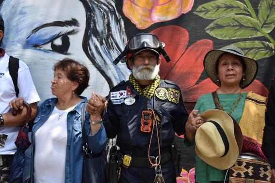 multifamiliar tlalpan recuerdan a las victimas del sismo 9