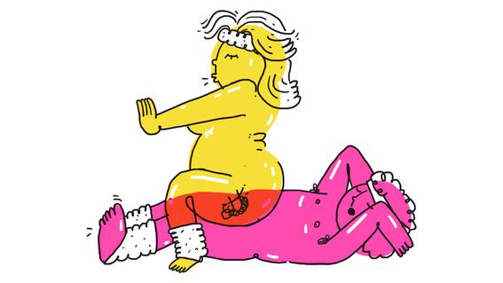 posiciones sexuales que queman mas calorias 1