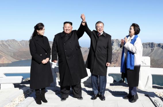 sella kim amistad con corea del sur 3