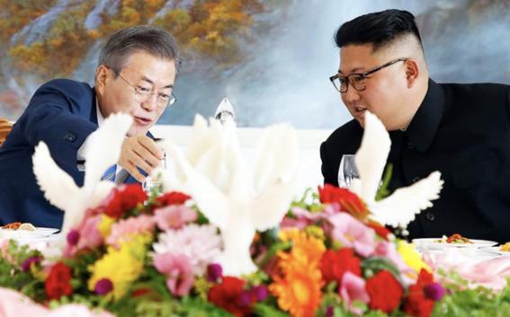 sella kim amistad con corea del sur 2