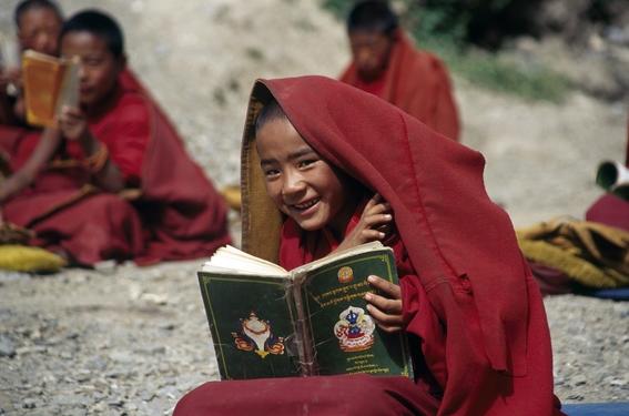 monje budista chophel que inicio una revolucion sexual 1