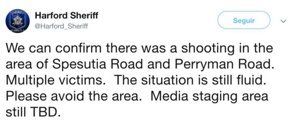 tres muertos en tiroteo maryland estados unidos 1