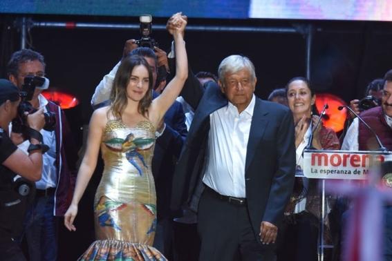 belinda tendra sancion por apoyar a amlo en elecciones 1
