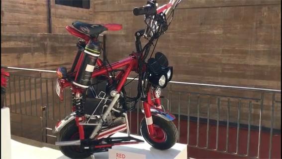 victor gracia ingeniero oaxaqueno motoneta sustentable 1