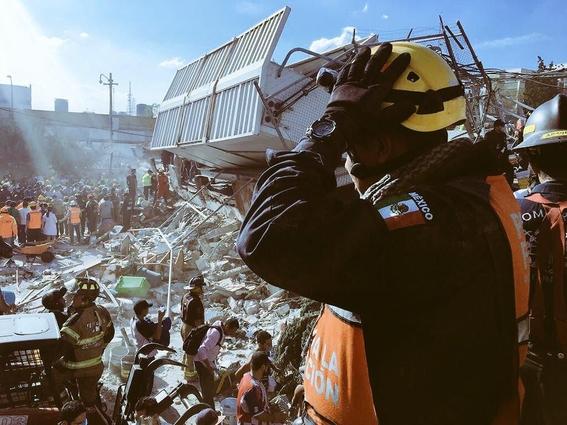 cosas que debes hacer durante un sismo 1
