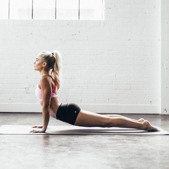 ejercicios para aliviar dolores menstruales 2