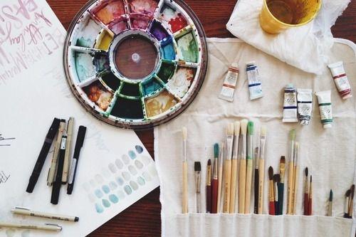10 cosas que debes aprender de los artistas 4