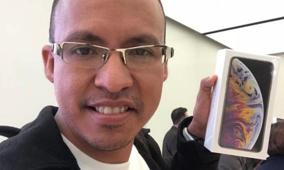 se agota iphone xs en mexico 2
