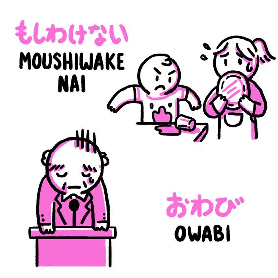 formas de pedir perdon en japones 4