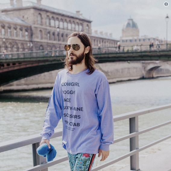 lecciones de moda y estilo de jared leto 3