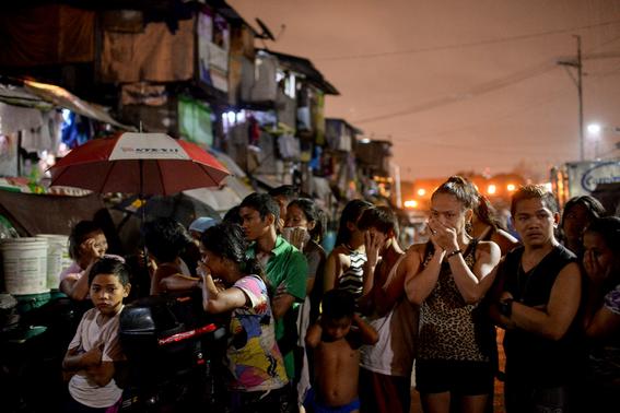 fotos guerra narcotrafico drogas filipinas de eloisa lopez 1