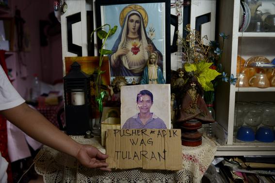 fotos guerra narcotrafico drogas filipinas de eloisa lopez 11