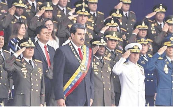 mexico niega acusaciones de venezuela por ataque a maduro 1