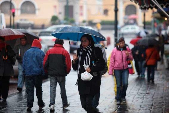 frente frio 2 provocara lluvias en mexico 3