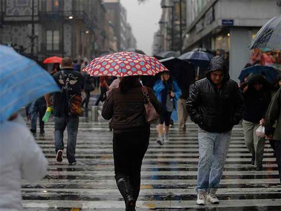 frente frio 2 provocara lluvias en mexico 1