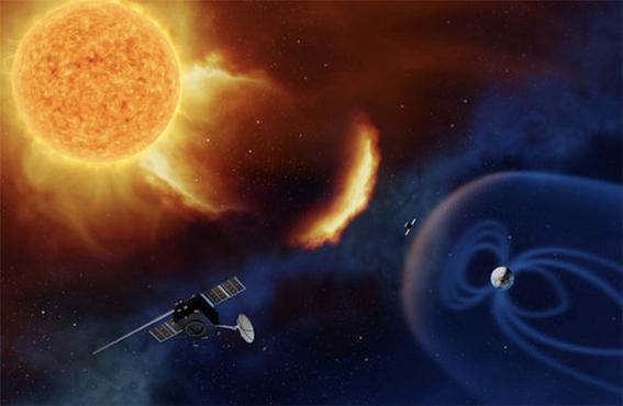 alertan de tormenta solar que afectara a todo el mundo 1