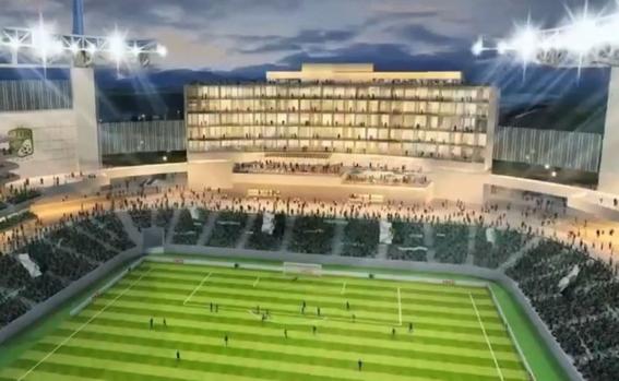 leon da a conocer las primeras imagenes de su nuevo estadio 2
