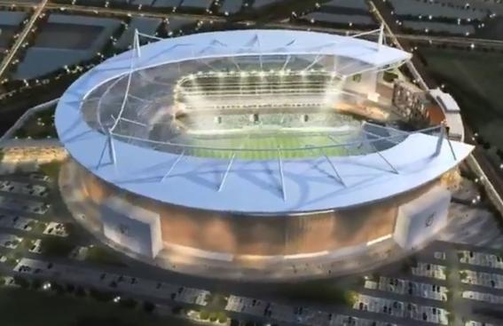leon da a conocer las primeras imagenes de su nuevo estadio 4