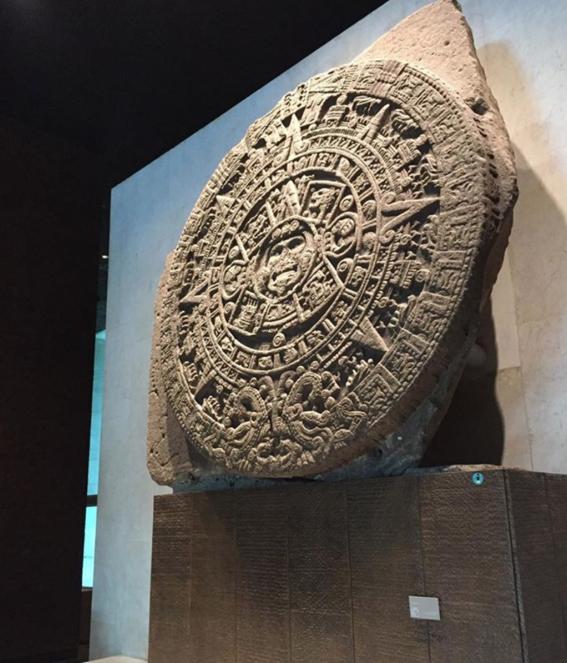 calendario azteca 5 datos que no sabias 1