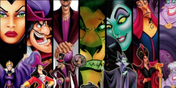 personajes de disney mas crueles de la historia 1