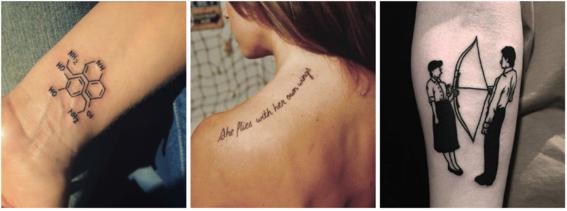 tatuajes de acuerdo con tu personalidad 6