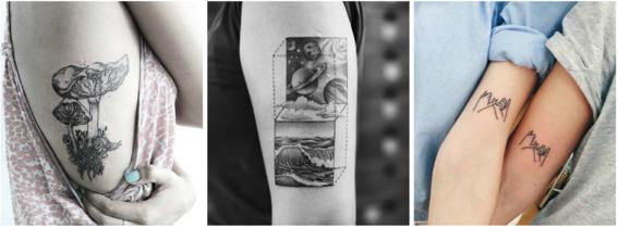 tatuajes de acuerdo con tu personalidad 9